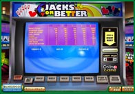 Video Poker: Jacks or Better